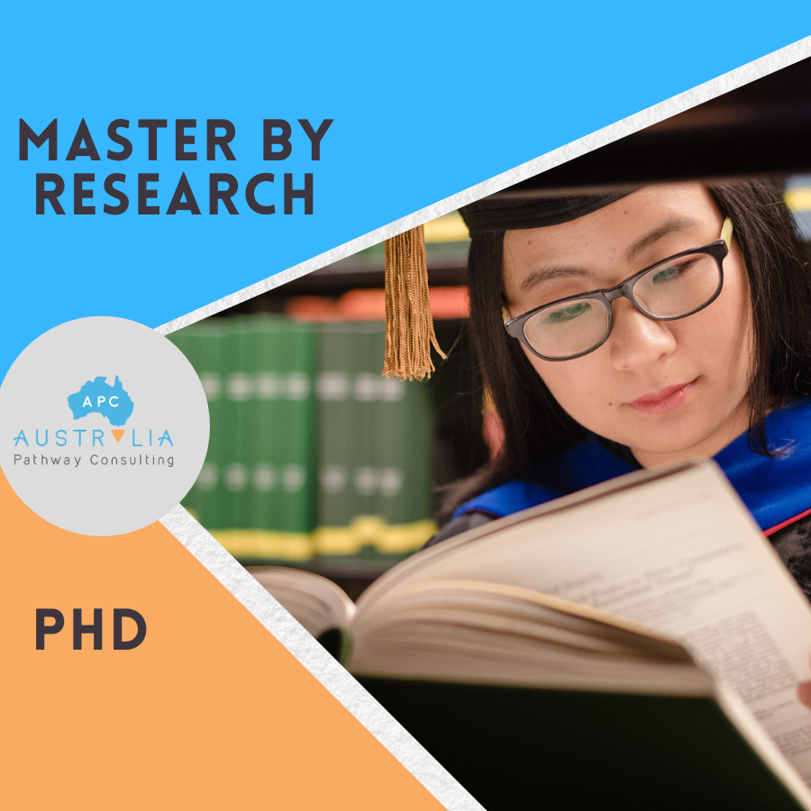 👨🏻🎓 MASTER BY RESEARCH & PhD 👩🏻🎓